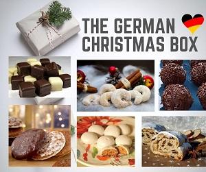 German Cookie Box