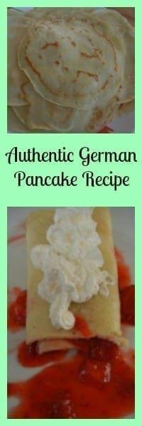 Authentic German Pancake Recipe