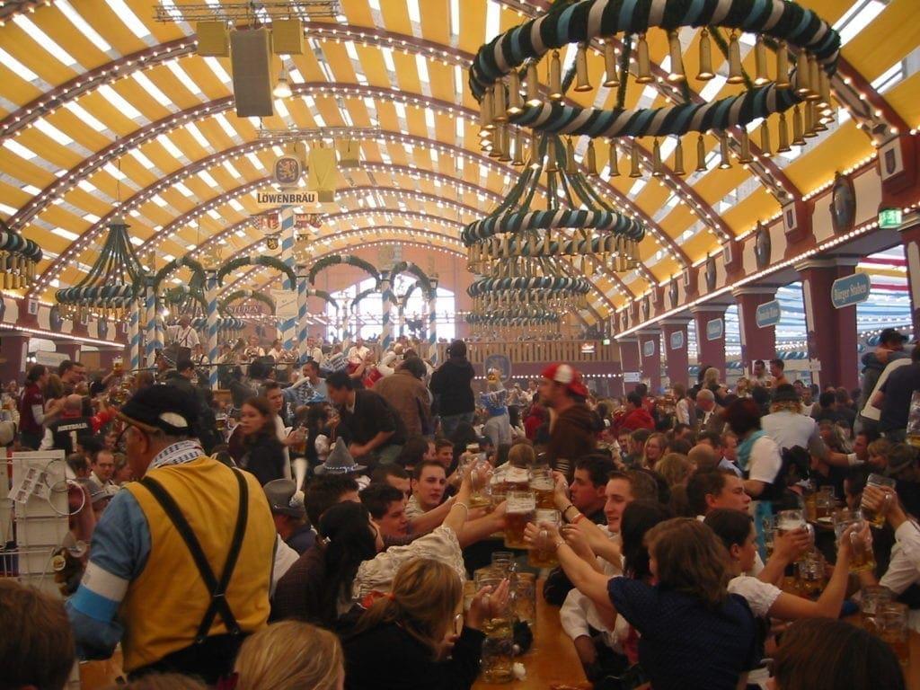 What is oktoberfest in germany