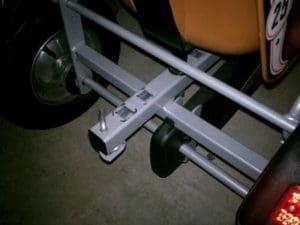 berg pedal go kart