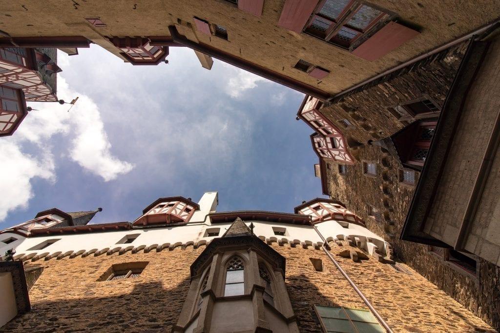 moselle river castle
