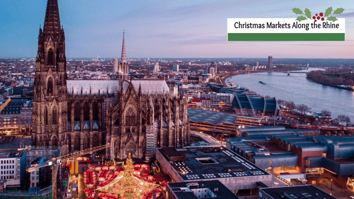 Christmas Markets Along the Rhine – Visit Christmas Markets by Boat