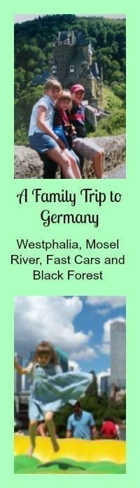 family trip to germany
