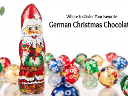 german christmas chocolates