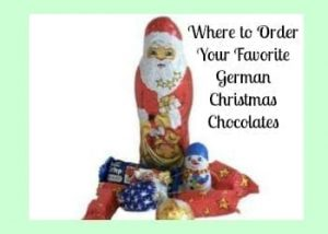 Where to Order Your Favorite German Christmas Chocolates