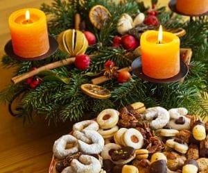 german christmas cookie