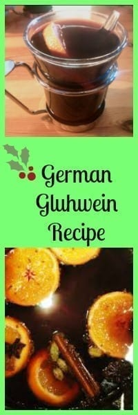 german gluhwein recipe