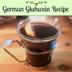 German Glühwein Recipe- German Mulled Wine For a Cold Evening