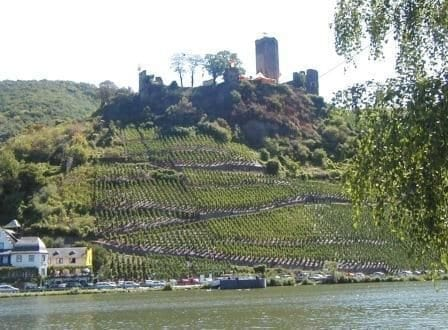 castles mosel river