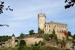 castles on the mosel river