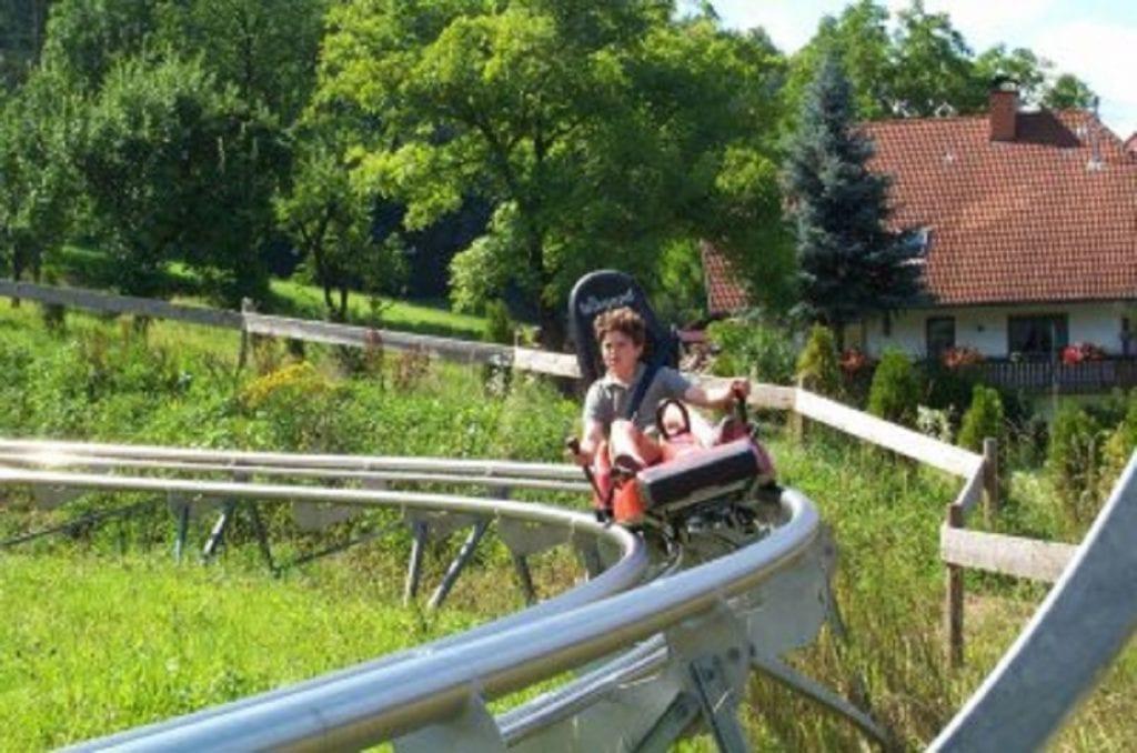 taking kids to germany