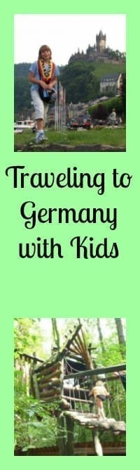 Traveling to germany with kids