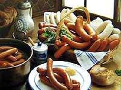 german sausages types