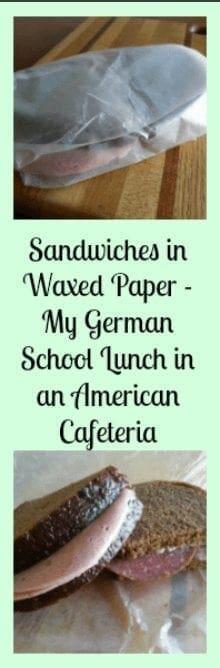 german sandwiches