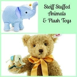 Steiff Stuffed Animals & Plush Toys- Toys to Love for a Lifetime