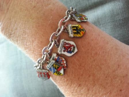 German Charm Bracelet