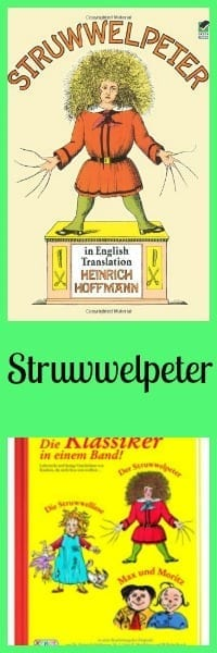 der struwwelpeter english