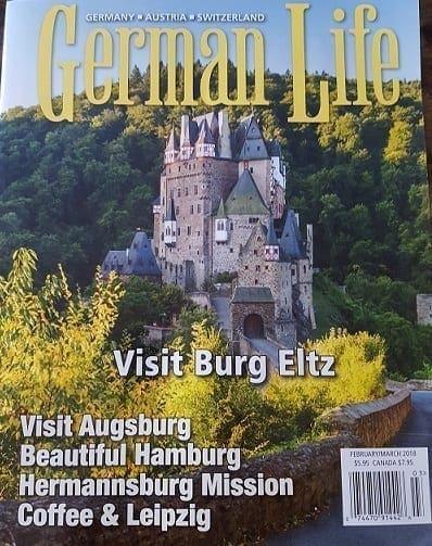 german life magazine subscription