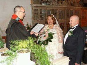 Renewing Wedding Vows in Germany- Randy Aderholt