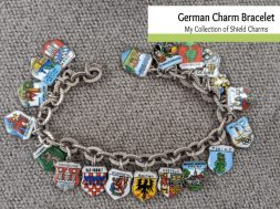 shield charm bracelet 1