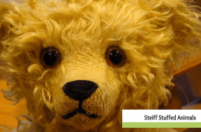 steiff stuffed animals