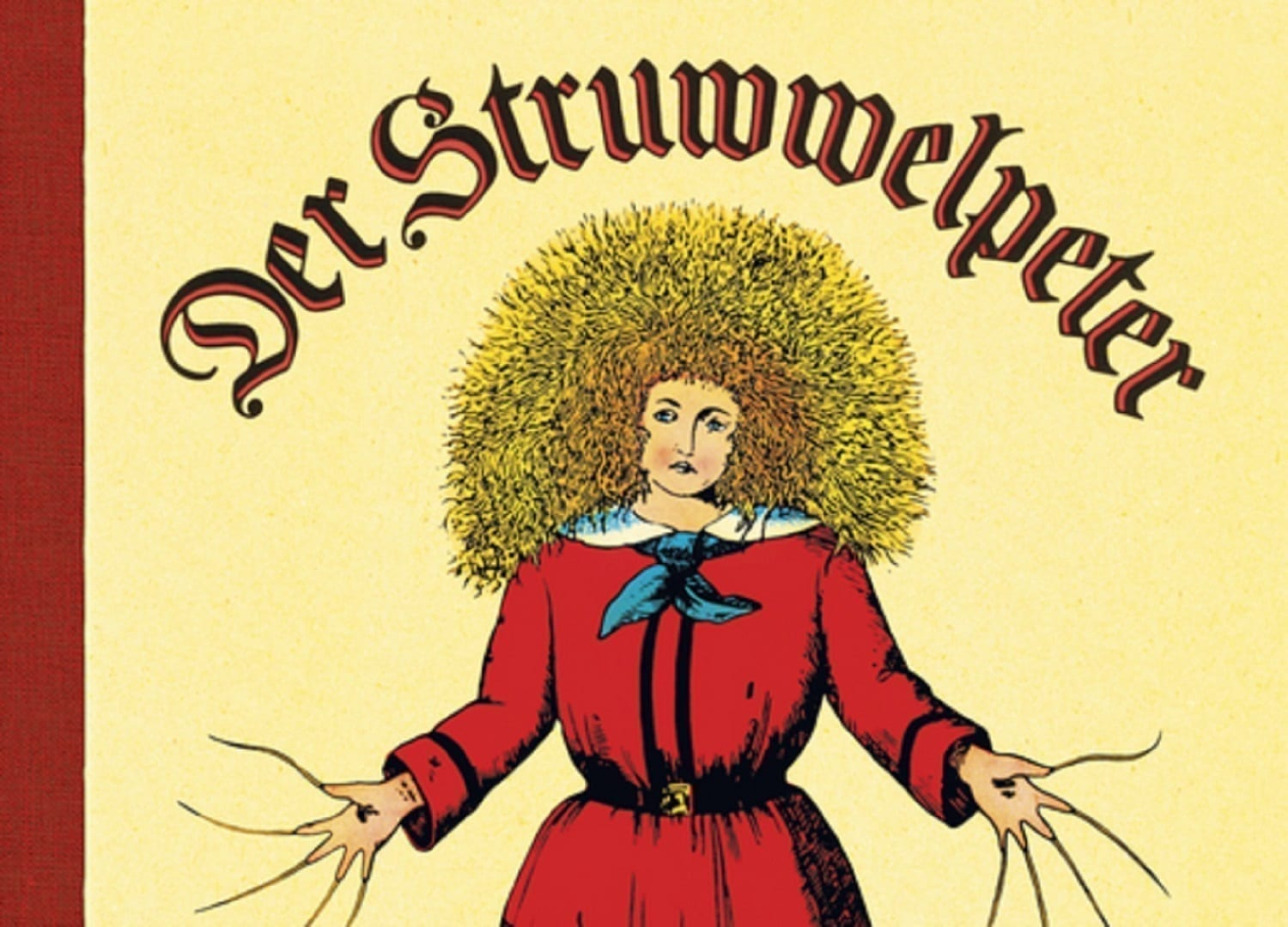 Der StruwwelPeter (in English)- How German Parents Kept Kids in Line