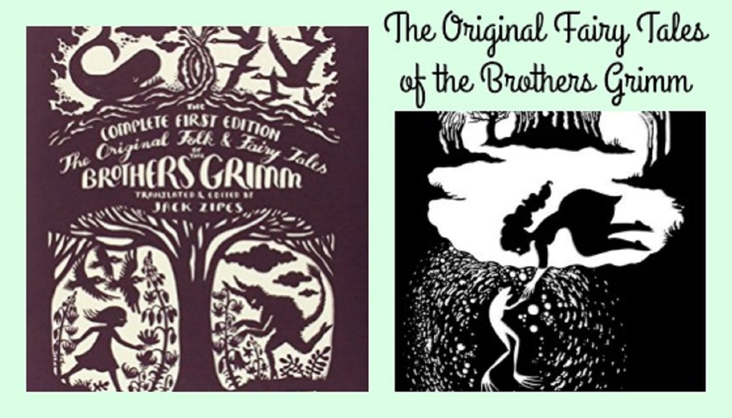 The Original Fairy Tales of the Brothers Grimm: The Complete First Edition- It's not all Sweetness and Light