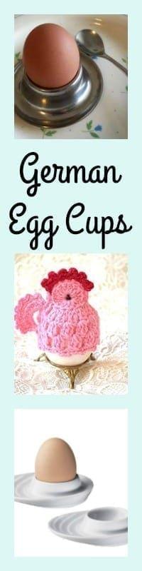 german egg cups