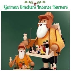german smokers incense burners