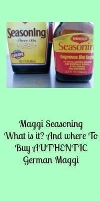 maggi seasoning where buy