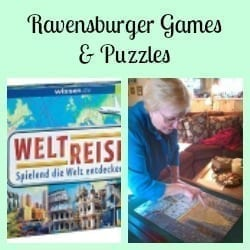 Ravensburger Games & Puzzles