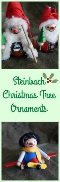 steinbach christmas tree ornaments