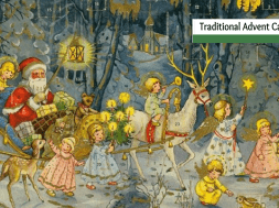 traditional german advent calendars