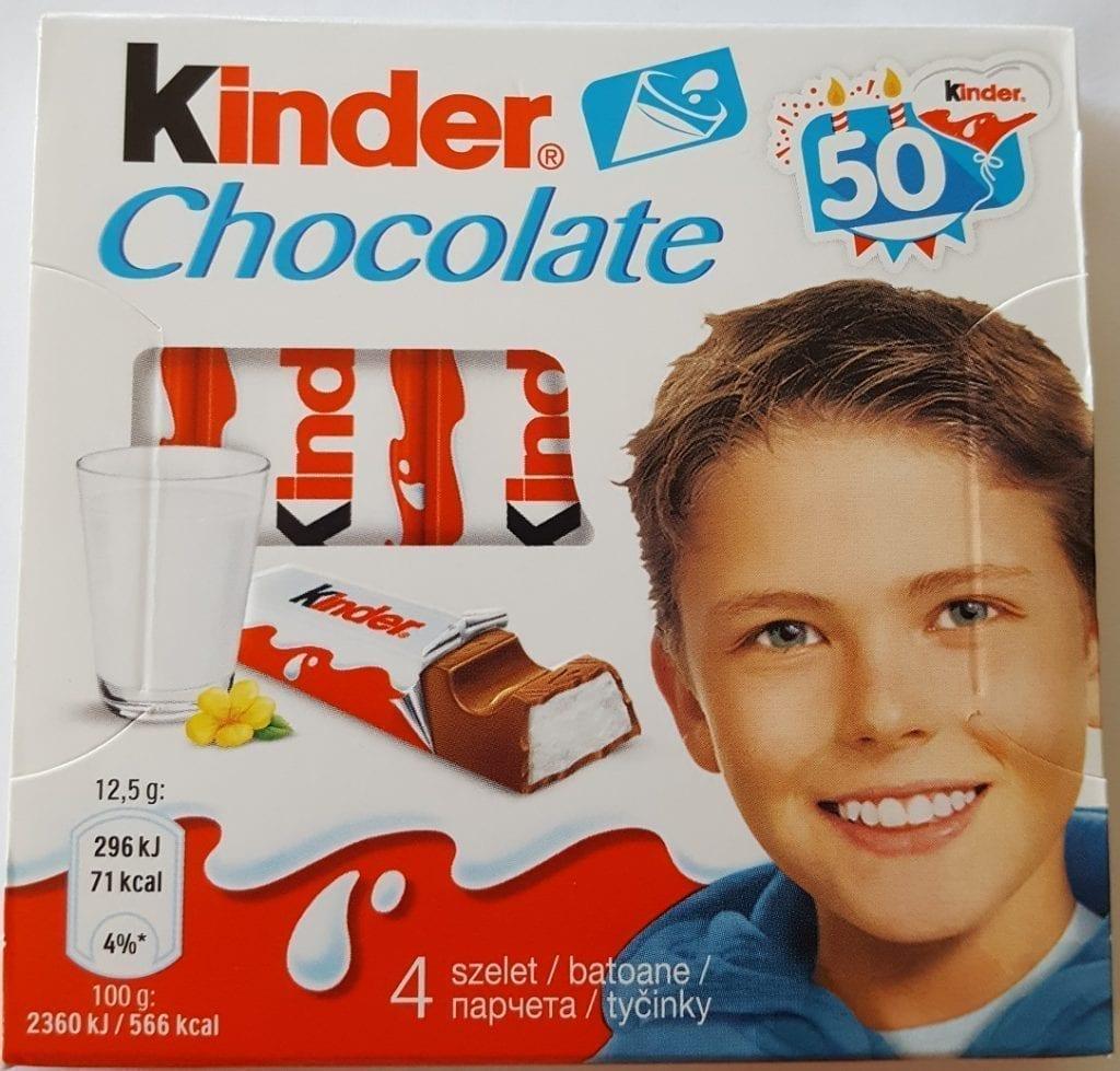 where to buy kinder chocolate