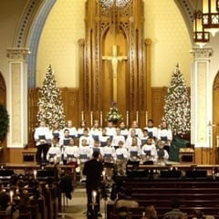 German Christmas Services – Gottesdienst in America