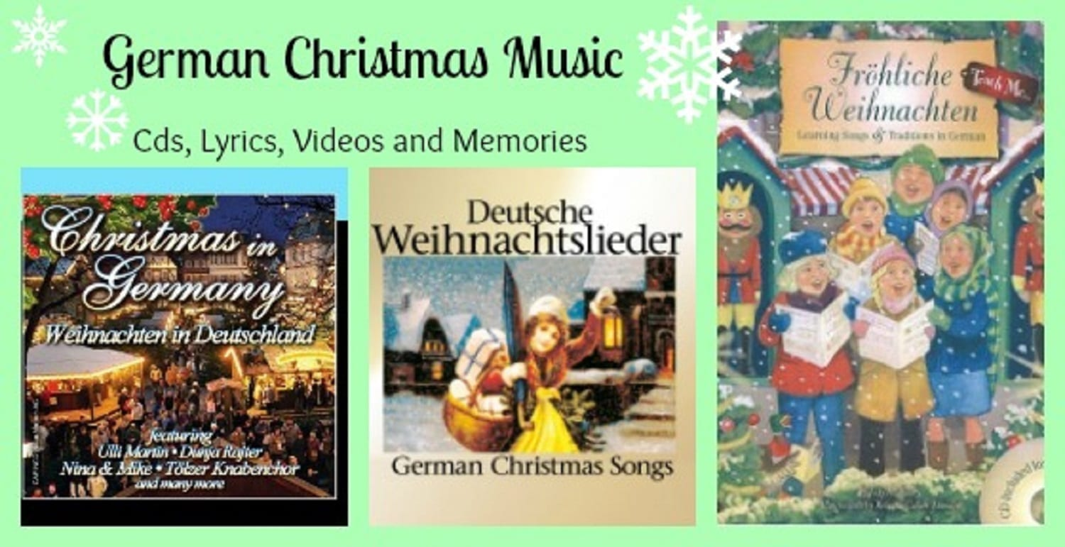 German Christmas Music Cds and Lyrics