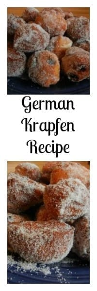 german krapfen recipe
