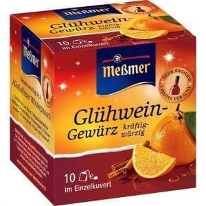 gluehwein tea bags