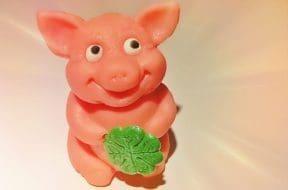 marizipan pig