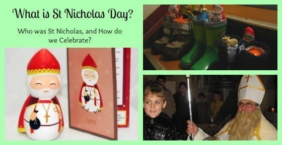 what is st nicholas day