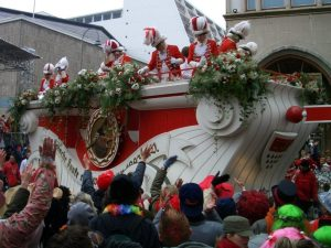 Fasching Season Germany
