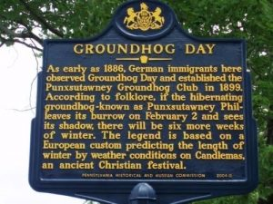 groundhog day a german tradition