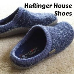 Haflinger House Shoes-  Keep Your Feet Warm in Winter