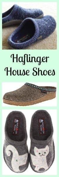 haflinger house shoes