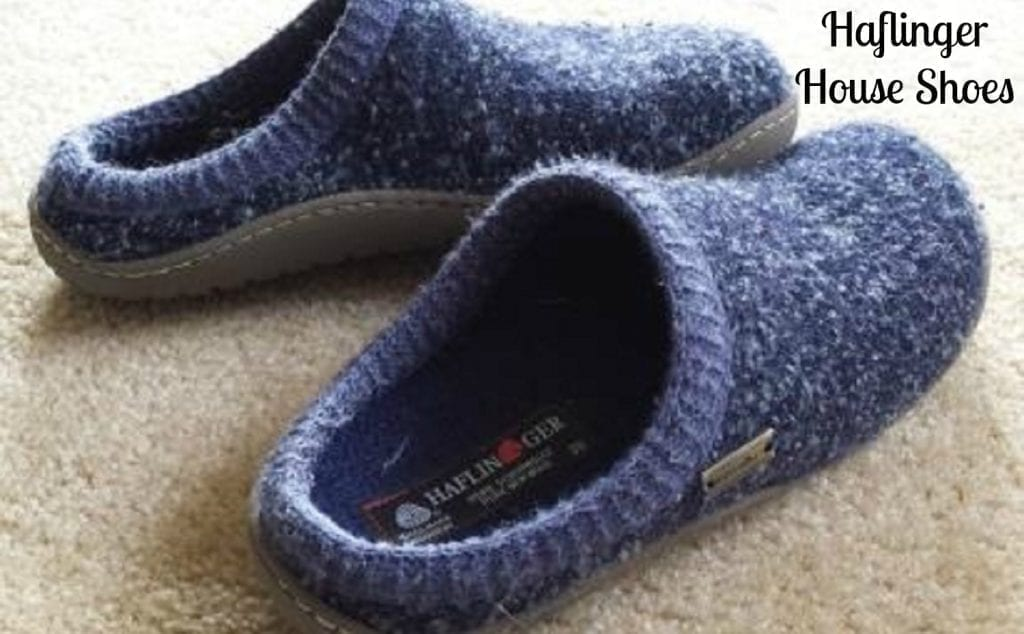 haflinger house shoes/ hausschuhe- keep your feet warm in winter