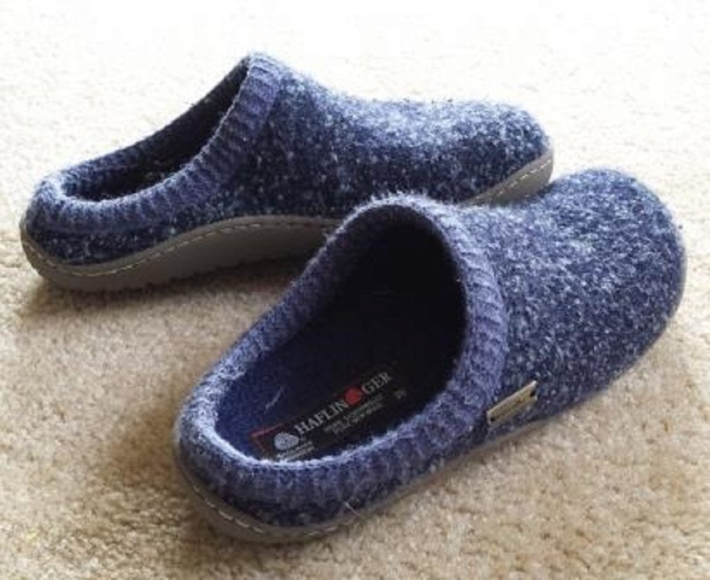 haflinger House slippers