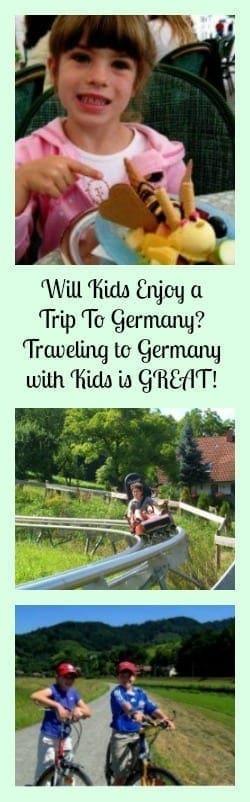 kids to germany