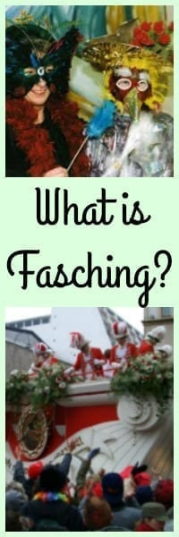what is fasching