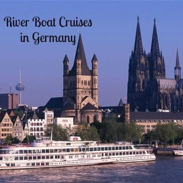 River Boat Cruises in Germany 1