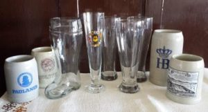 Beer Glass or Stein? German Beer Glasses for Different Types of Beer
